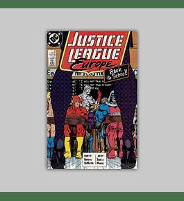 Justice League Europe 6 1989