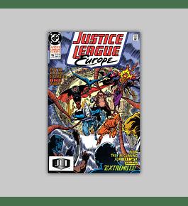 Justice League Europe 15 1990