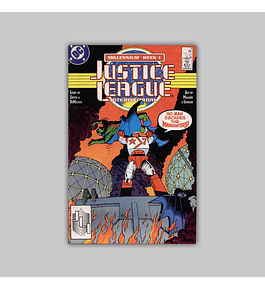 Justice League International 9 1988