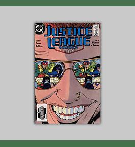 Justice League America 30 1989