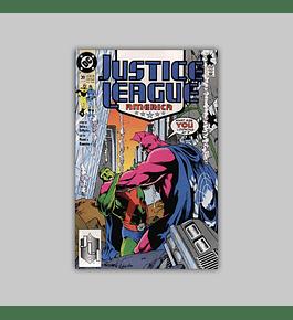 Justice League America 39 1990