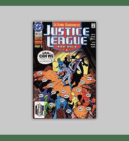 Justice League America 55 1991