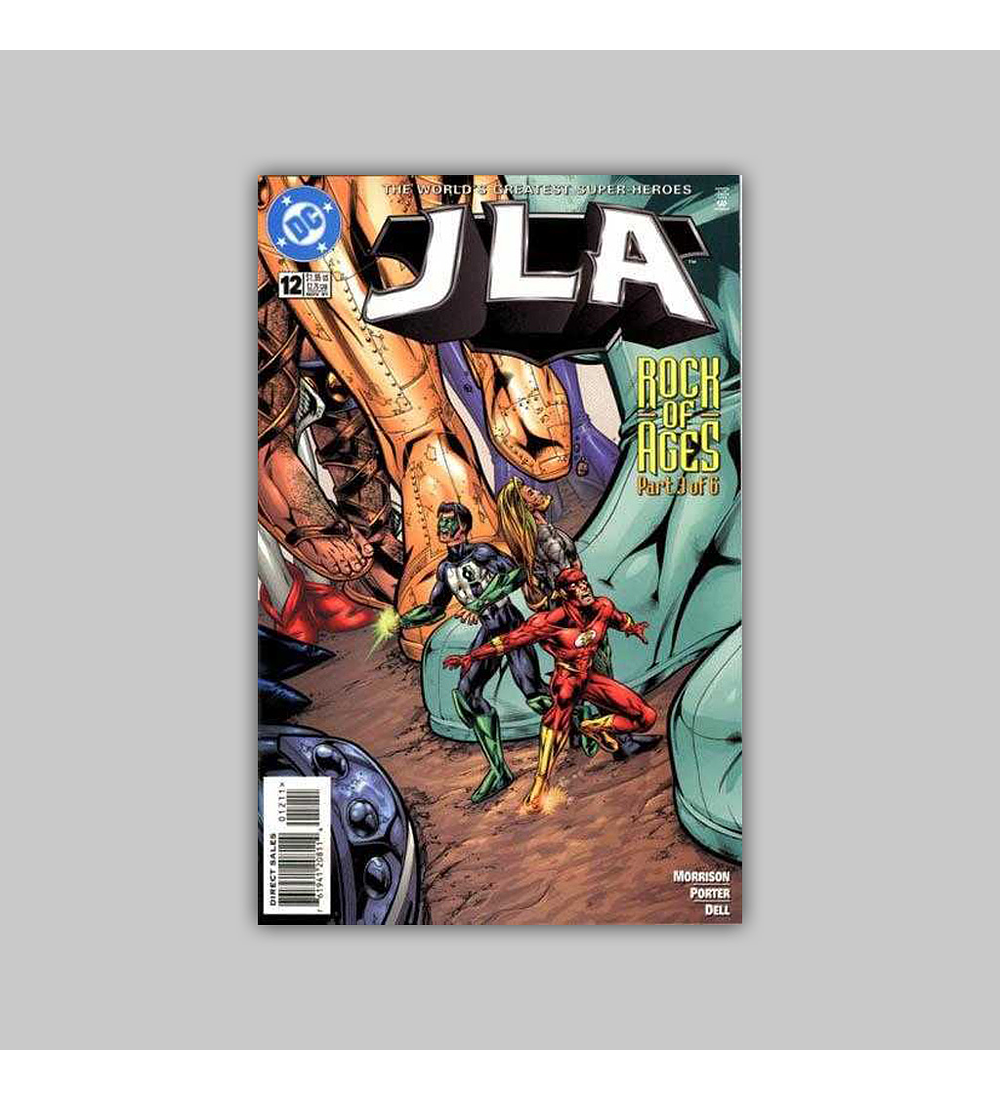 JLA 12 1997