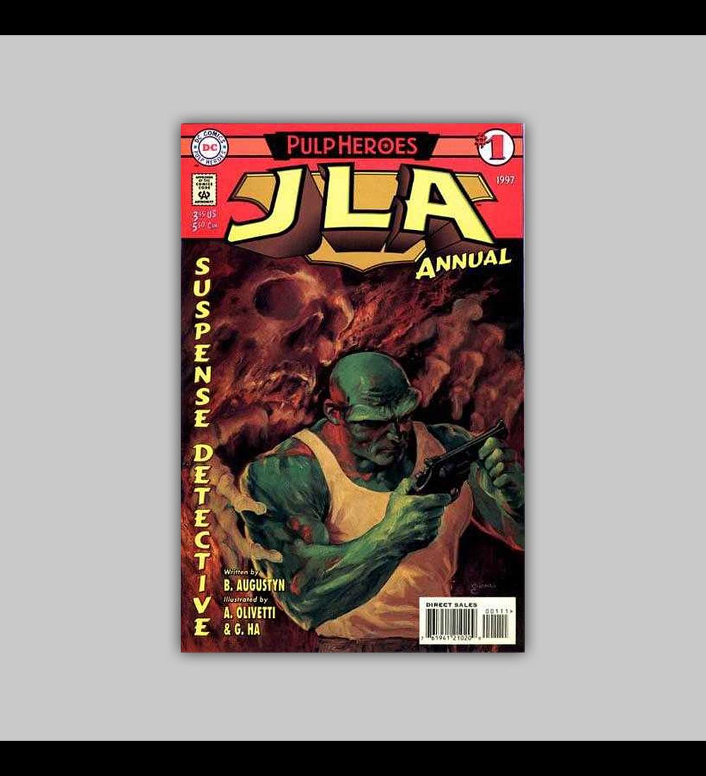 JLA Annual 1 1997