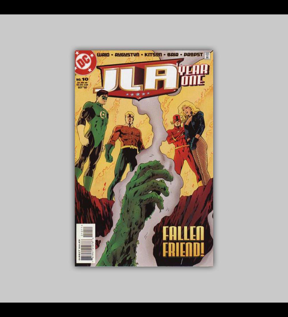 JLA: Year One 10 1998