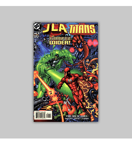JLA Vs. The Titans 1 1998