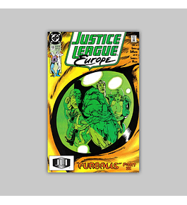 Justice League Europe 13 1990