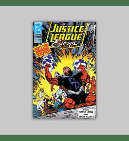 Justice League Europe 17 1990
