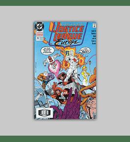 Justice League Europe 19 1990