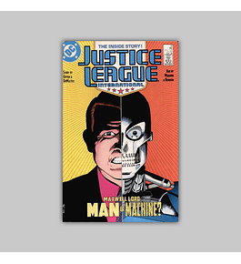 Justice League International 12 1988