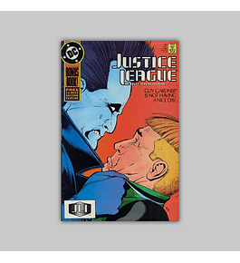 Justice League International 18 1988