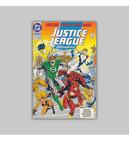 Justice League International 51 1993