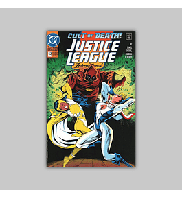 Justice League International 52 1993