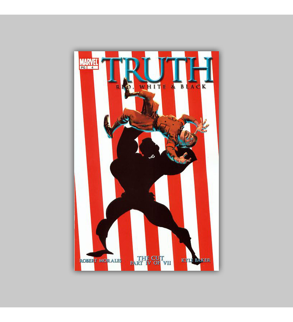 Truth 4 VF/NM 9.0 2003