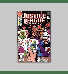 Justice League America 43 1990