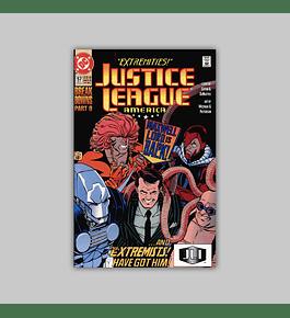 Justice League America 57 1991