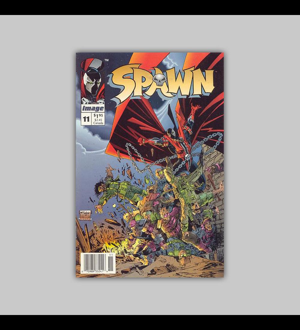 Spawn 11 1993