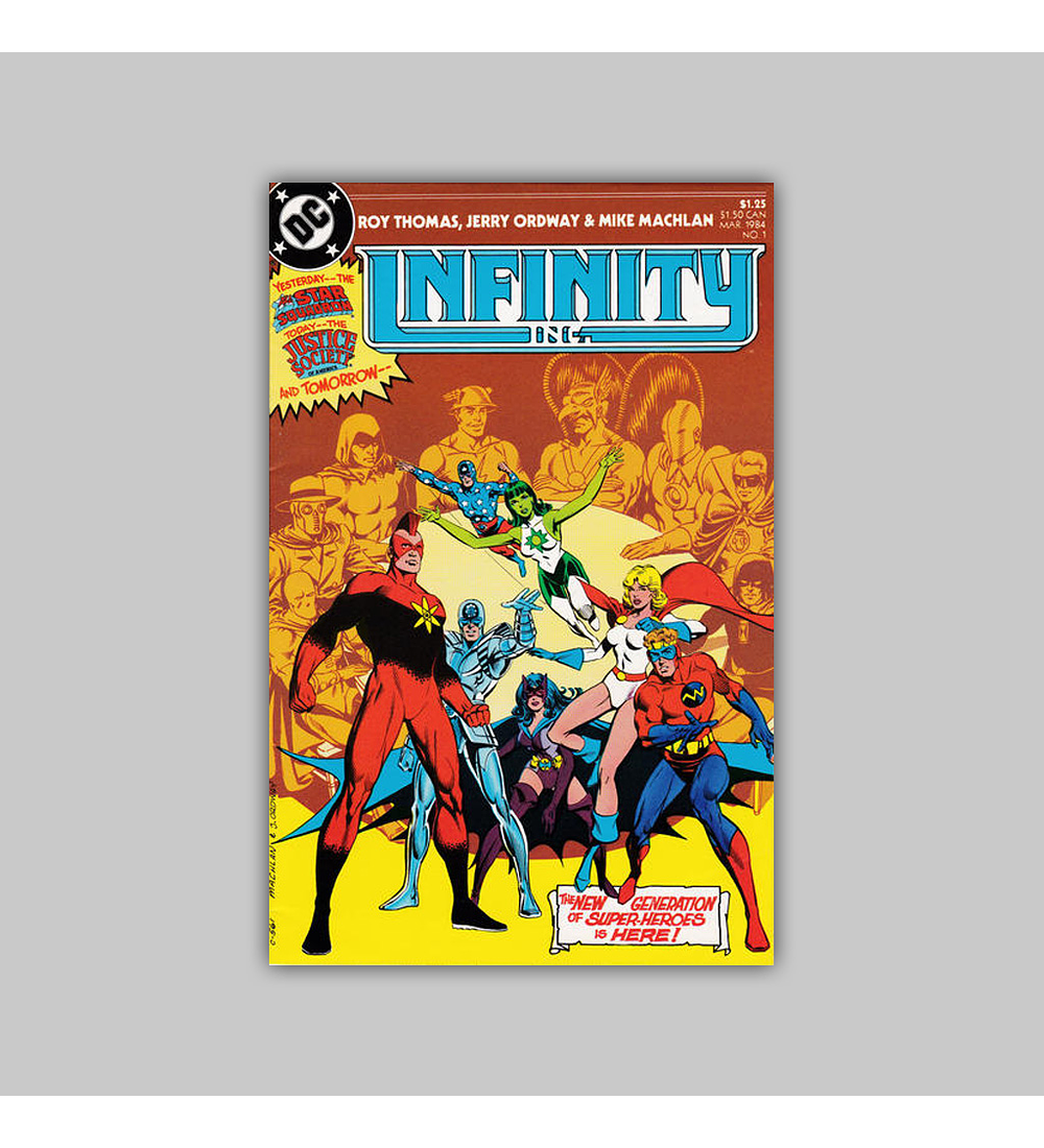 Infinity Inc. 1 1984