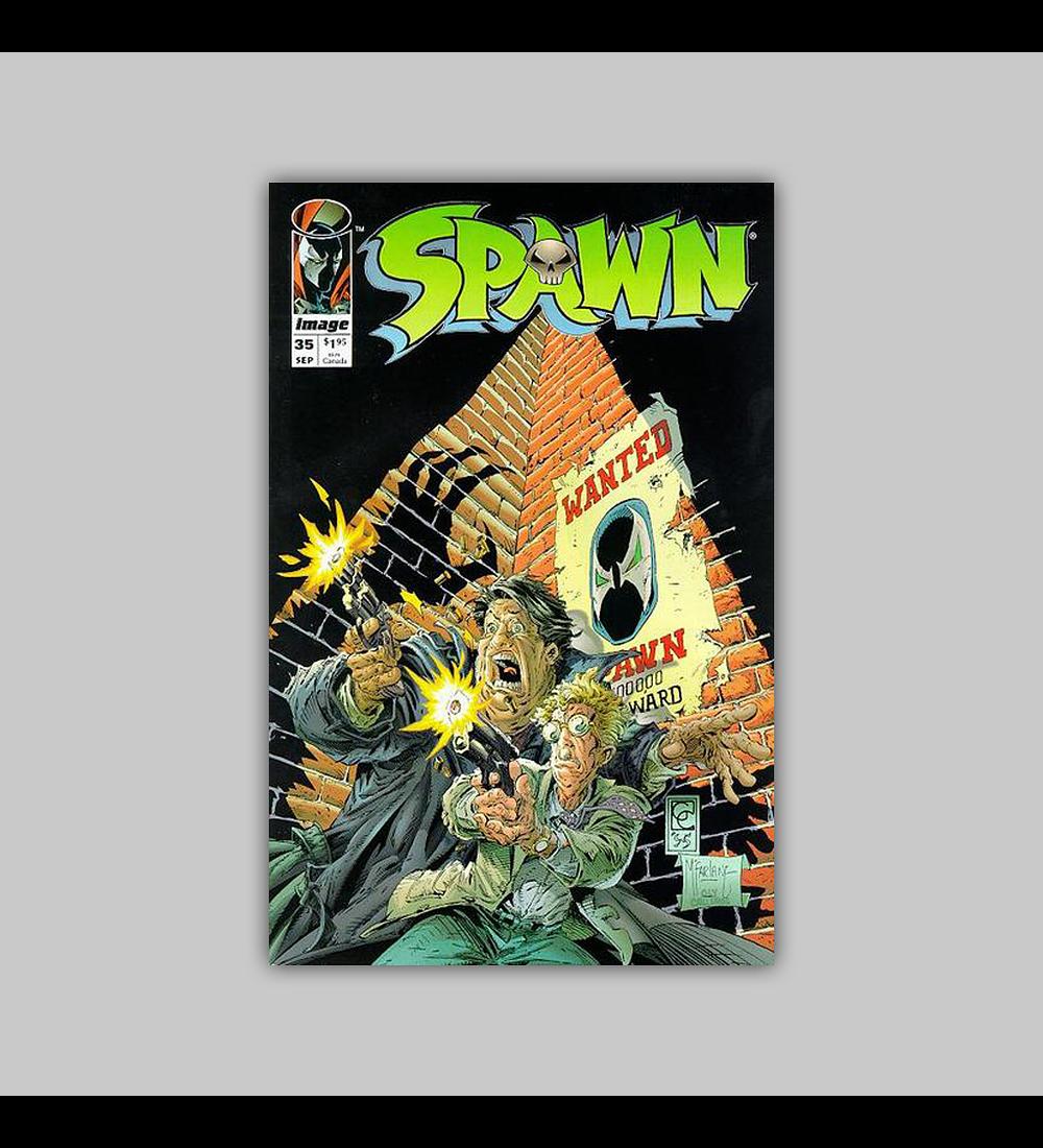 Spawn 35 1995