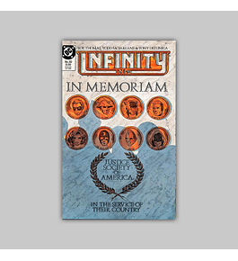 Infinity Inc. 30 1986