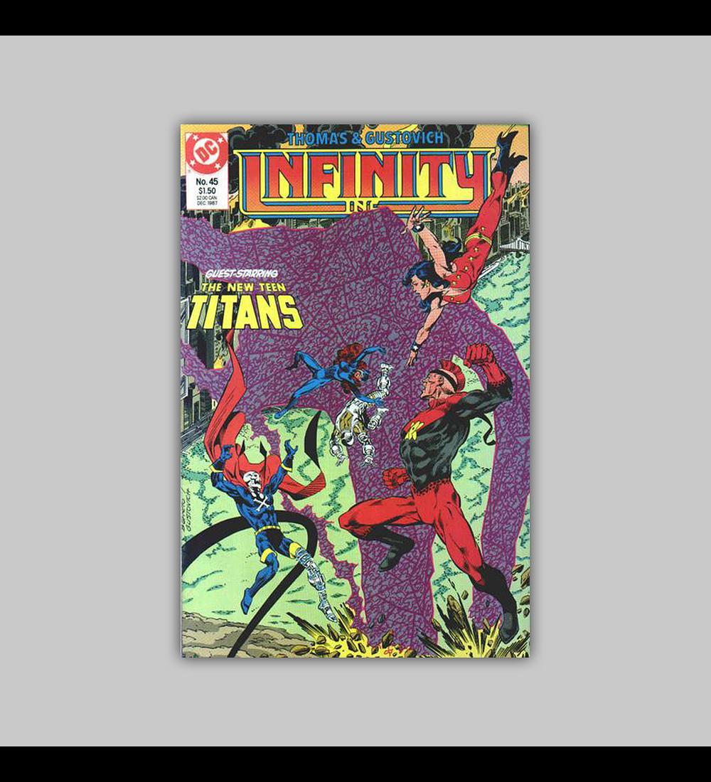Infinity Inc. 45 1987