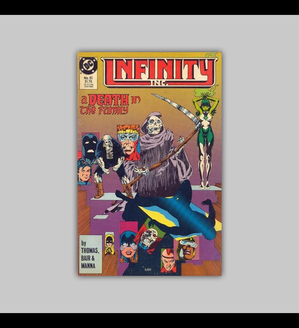 Infinity Inc. 51 1988