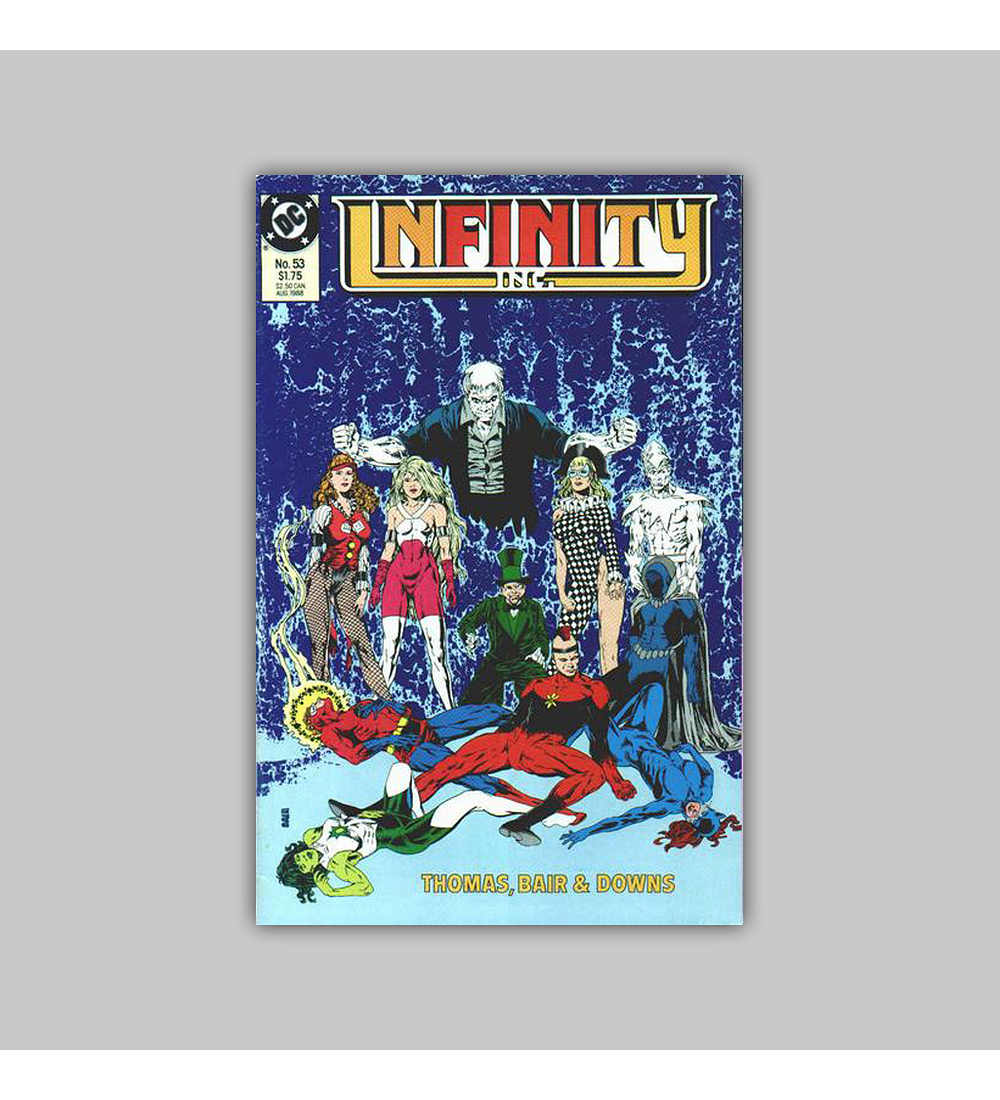 Infinity Inc. 53 1988