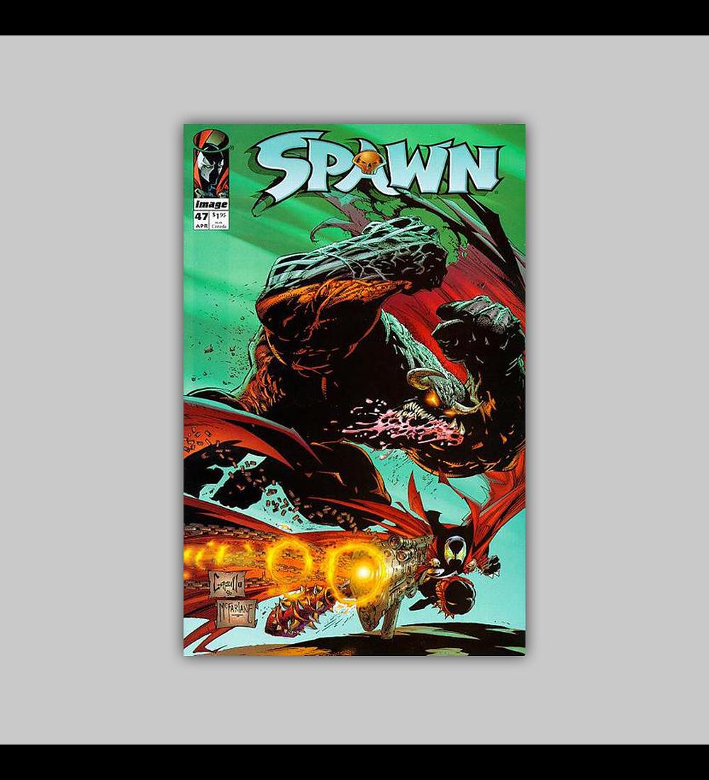 Spawn 47 1996