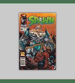 Spawn 6 1992