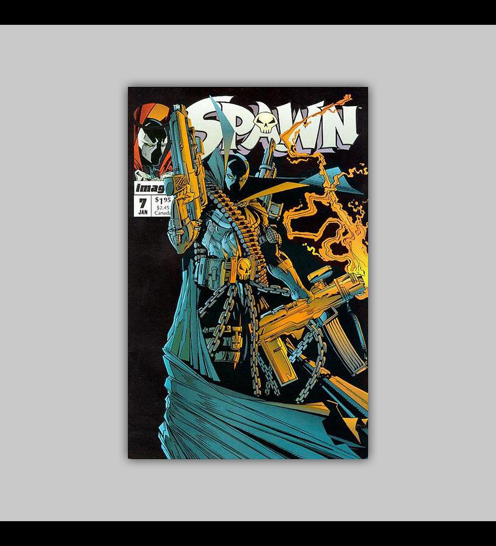 Spawn 7 1993