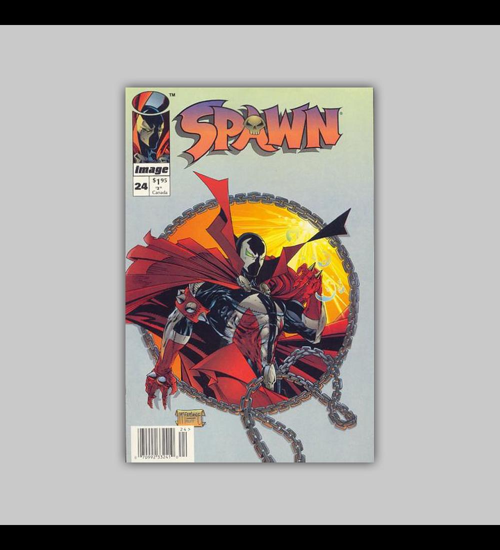 Spawn 24 1994