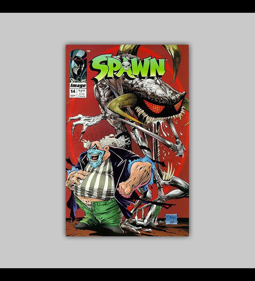 Spawn 14 1993