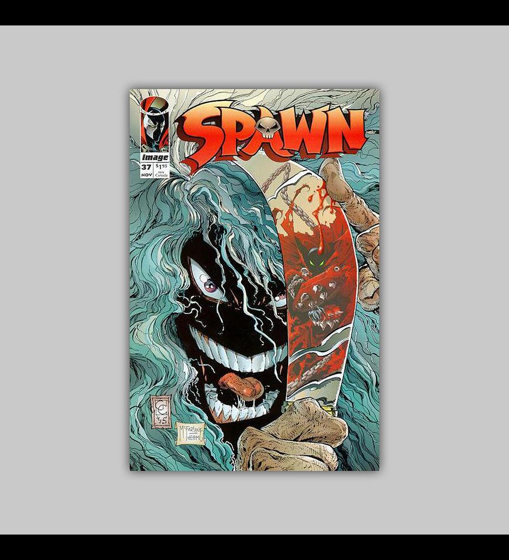 Spawn 37 1995