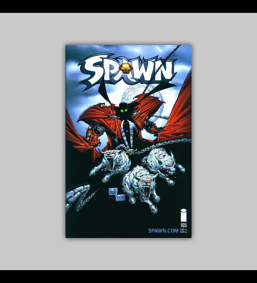 Spawn 105 2001