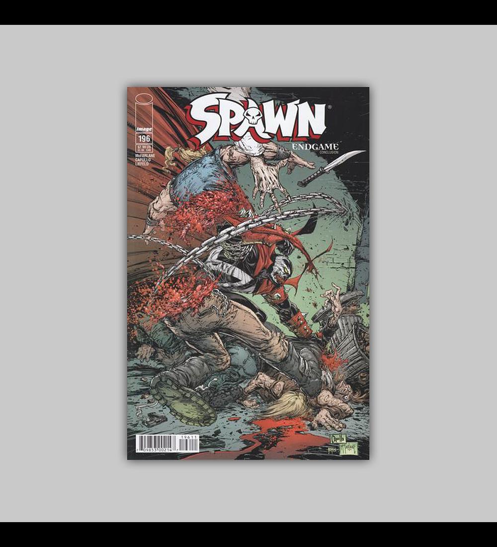 Spawn 196 2009