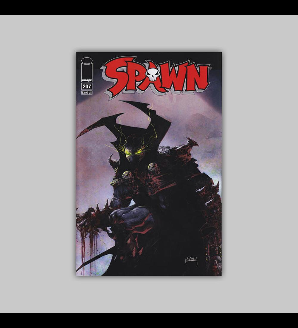 Spawn 207 2010