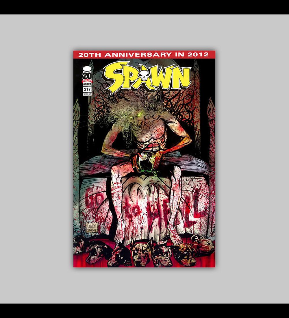 Spawn 217 2012