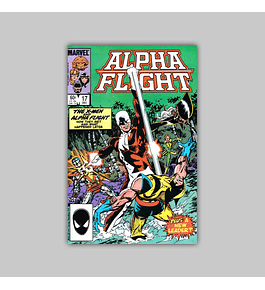 Alpha Flight 17 1984