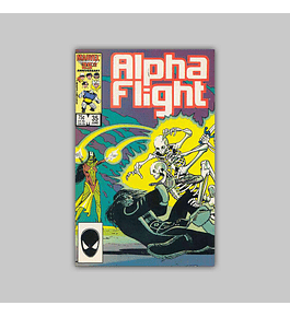 Alpha Flight 35 1986