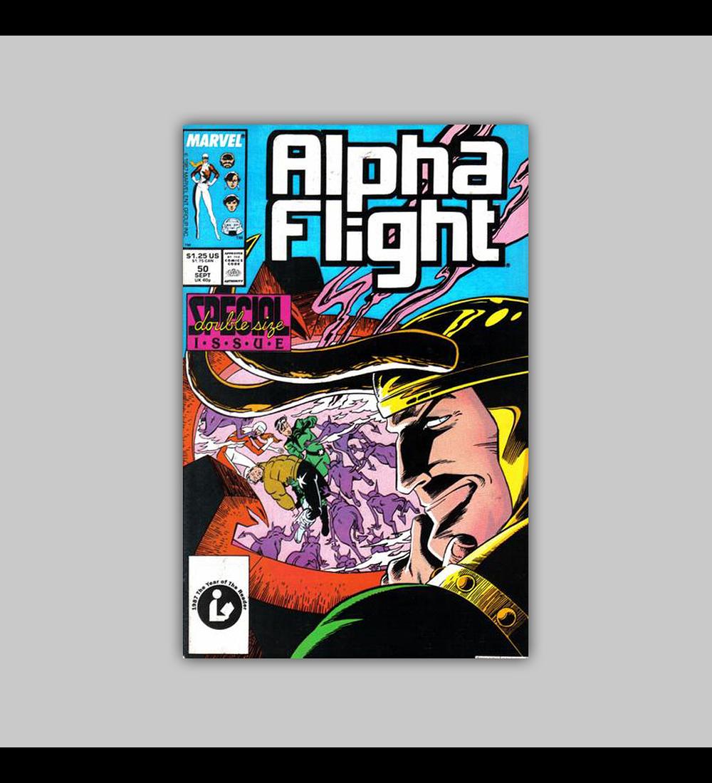 Alpha Flight 50 1987
