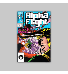 Alpha Flight 50 1987