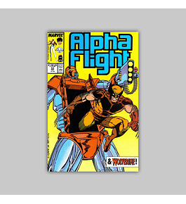 Alpha Flight 53 1987