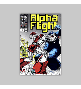 Alpha Flight 55 1988