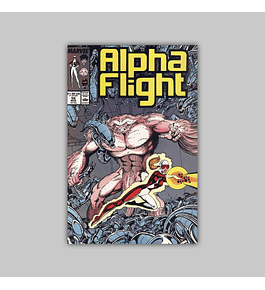 Alpha Flight 56 1988