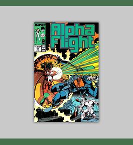 Alpha Flight 60 1988