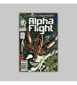 Alpha Flight 67 1989