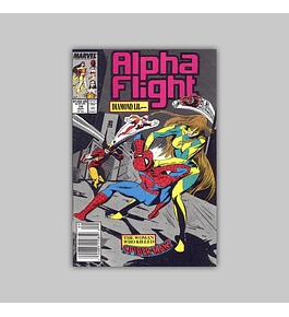 Alpha Flight 74 1989