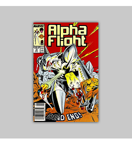Alpha Flight 73 1989