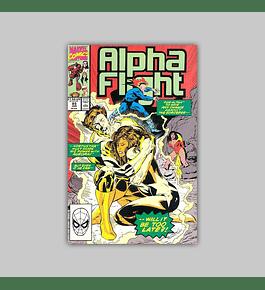 Alpha Flight 85 1990