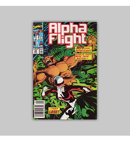 Alpha Flight 84 1990